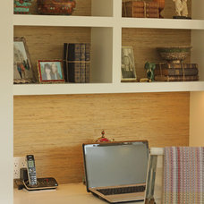 contemporary home office by Kirsten Marie Inc, KMI