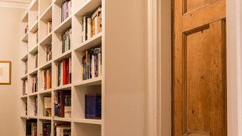 Beautiful Bespoke Bookcase
