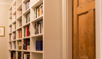 Beautiful Bespoke Bookcase