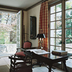 traditional home office by Paul Francis Shurtleff   Architect
