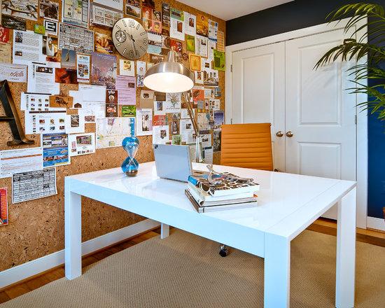 cork board office. cork board office houzz t