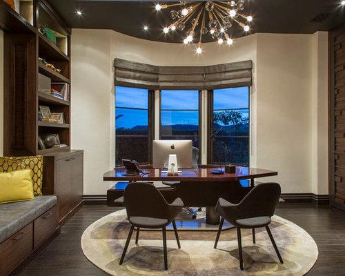 2682 mediterranean home office design ideas remodel pictures houzz