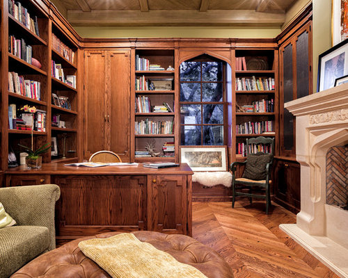 Tampa Home Office Design Ideas Remodels Amp Photos With A