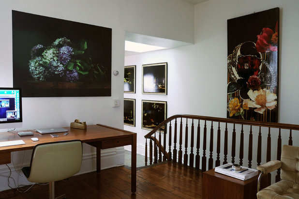 Eclectic Home Office by Gavin Benjamin