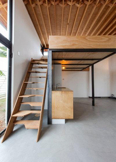 Modern Home Office by CJ Paone AIA   Archipelago Workshop