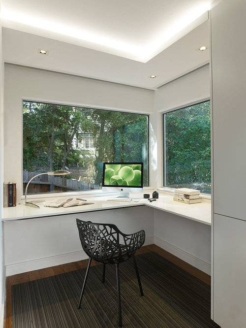 Best modern home office design ideas remodel pictures houzz Modern home office design ideas pictures