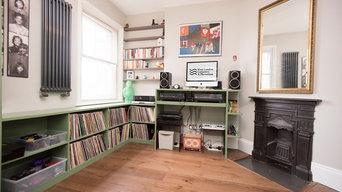 Bespoke Office/Music Room