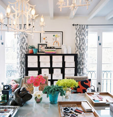 eclectic living room by betsy burnham