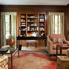 Transitional Home Office by Elizabeth Dinkel