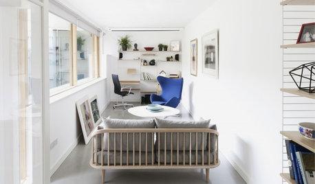 幅や間口の狭い部屋を快適に使う13のアイデア