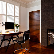 Modern Home Office by Boutique Homes