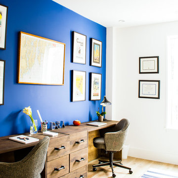 Bold Home Office