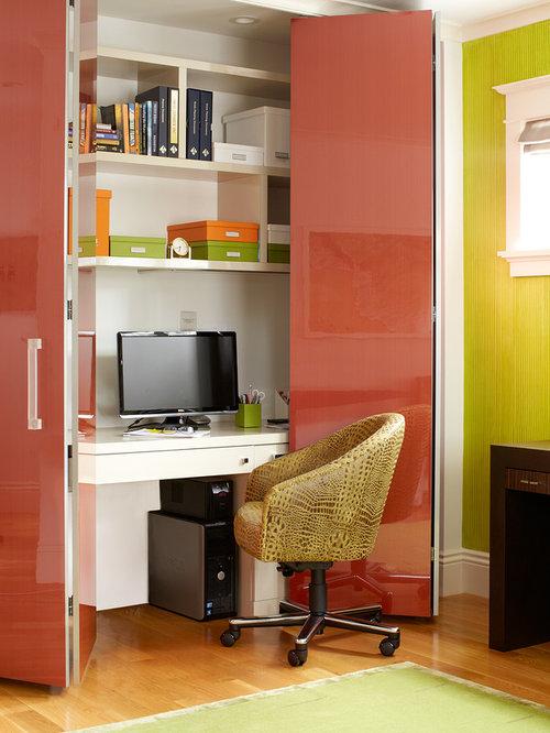 Pleasant Closet Office Ideas Pictures Remodel And Decor Largest Home Design Picture Inspirations Pitcheantrous
