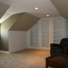 Traditional Home Office by J & J Concepts.com