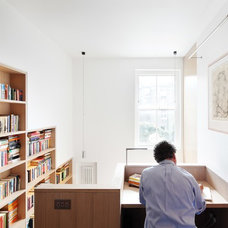 Contemporary Home Office by Platform 5 Architects