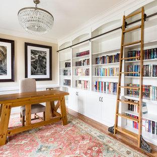 Bookshelves & Library