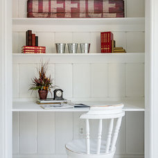 Traditional Home Office by Home Star Staging