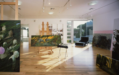Pick the Best Flooring for Your Creative Space
