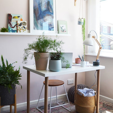 Bright Home Working Space