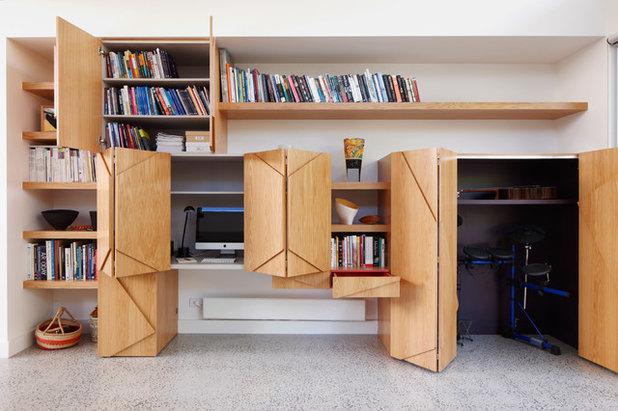 Contemporáneo Despacho by FMD Architects