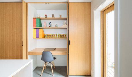 9 manières d'aménager un bureau malin dans un appartement XXS