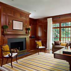 Traditional Home Office by Pinemar, Inc