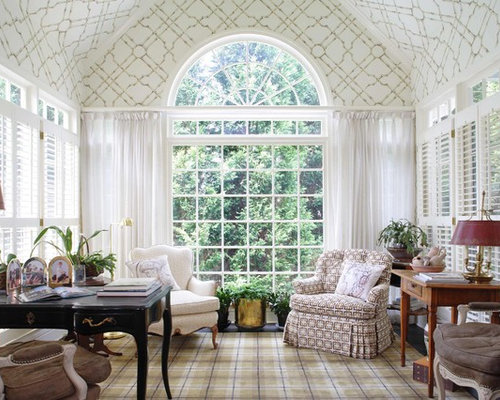Best Vaulted Ceiling Window Treatments Design Ideas
