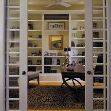 Traditional Home Office by Buffington Homes South Carolina