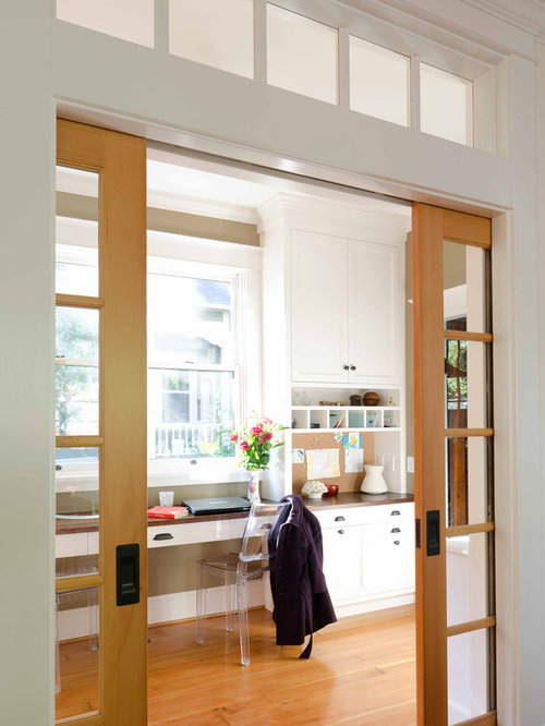Double pocket door home design ideas pictures remodel for Pocket door ideas