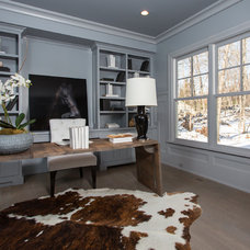 Transitional Home Office by SIR Development