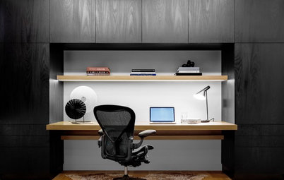 Dapper Designer Chairs That Give Any Home Office a Lift