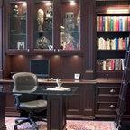traditional home office c3d design portfolio atherton library traditional home office