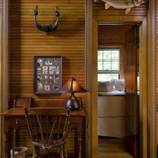 Eclectic Home Office by Sethbennphoto