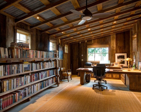rustic home office rustic home office design ideas remodels photos