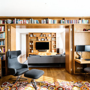75 Most Popular Home Office And Library Design Ideas For 2019