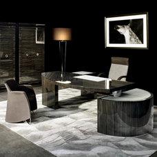 Transitional Desks by Passerini
