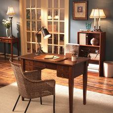 Traditional Home Office by 1800Lighting
