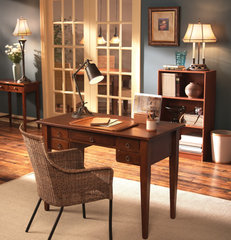 traditional home office by Capitol Lighting