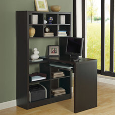 Contemporary Home Office by Vista Stores