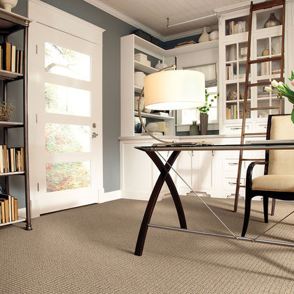 Contemporary Home Office by Shaw Floors