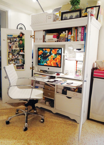 15 astuces pour un bureau fonctionnel et d co. Black Bedroom Furniture Sets. Home Design Ideas