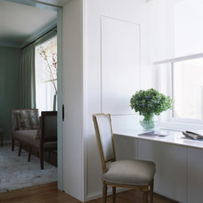 Traditional Home Office by Incorporated
