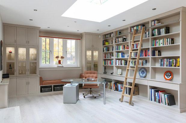 Klassisch modern Arbeitszimmer by Alex Maguire Photography