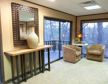 Carpet Tile, Wall Upholstery, Solar Shades
