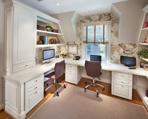 Fabulous Personal Office Design Ideas Remodel Pictures Houzz Largest Home Design Picture Inspirations Pitcheantrous
