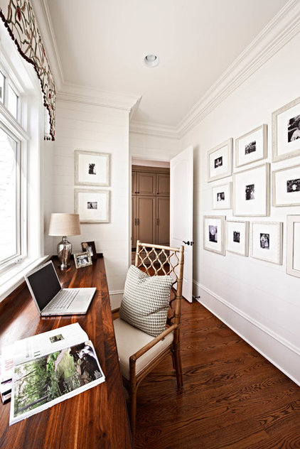 traditional home office by Carolina Design Associates, LLC