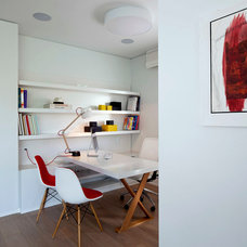Contemporary Home Office by Domb architects
