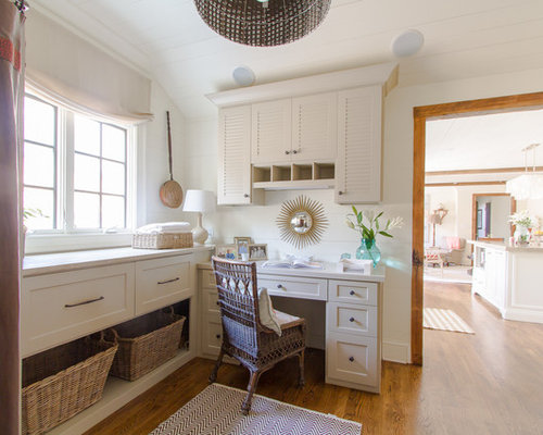 Laundry Room Desk Houzz