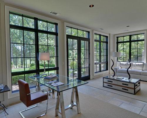 Windows and doors home design ideas pictures remodel and for Office doors with windows