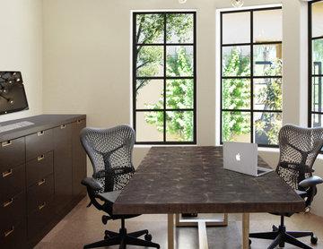 Chef's Headquarters - Home Office www.hryanstudio.com